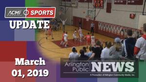 ACMi Sports Update: March 01, 2019