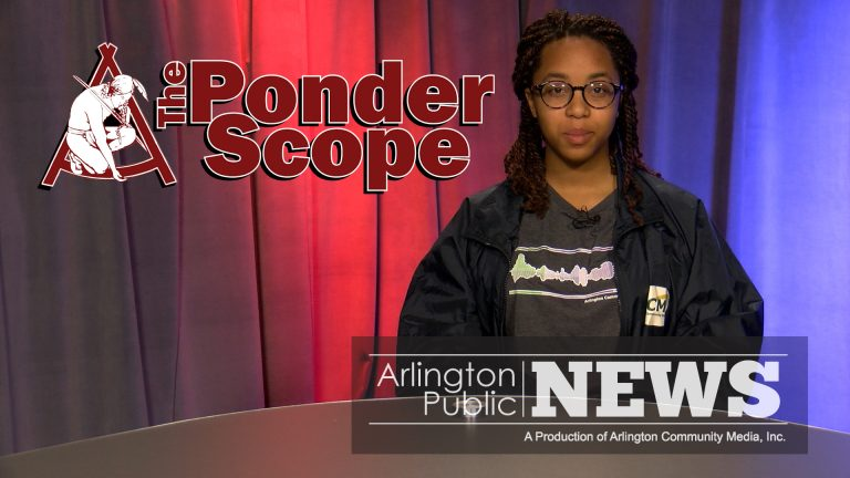 The Ponder Scope | February 15, 2019