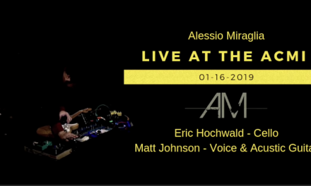 Alessio Miraglia  – Live at the ACMi 2019