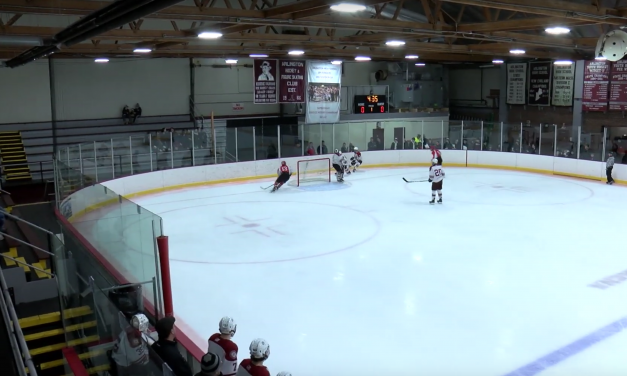 Arlington High School Boys Hockey vs Winchester – February 13th, 2019