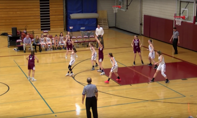 Arlington High School Girls Basketball vs Belmont – February 13th, 2019