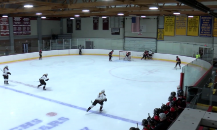 Arlington High School Girls Hockey vs Winchester – February 13th, 2019