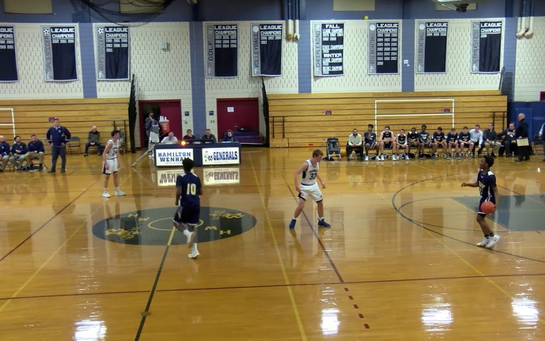 Arlington Catholic Basketball vs Hamilton Wenham Reg HS – February 18, 2019