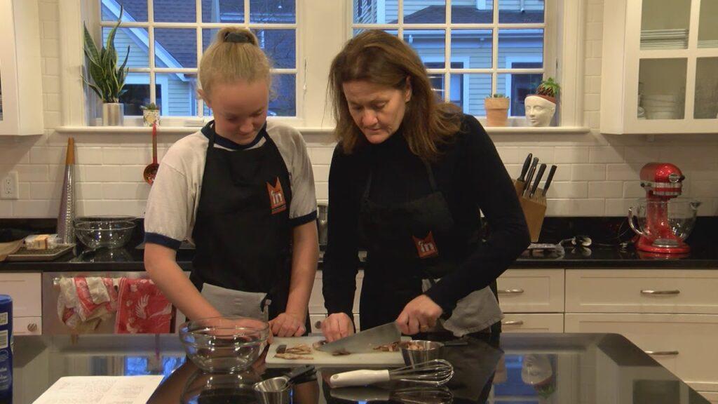 Teens Cook – Season 3 – Episode 2 – Quiche Lorraine