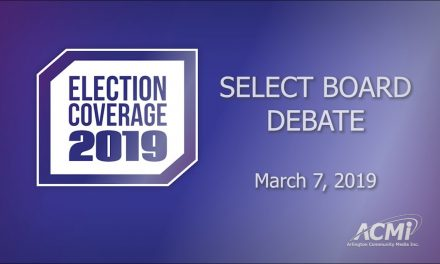 Select Board Candidates' Debate 2019