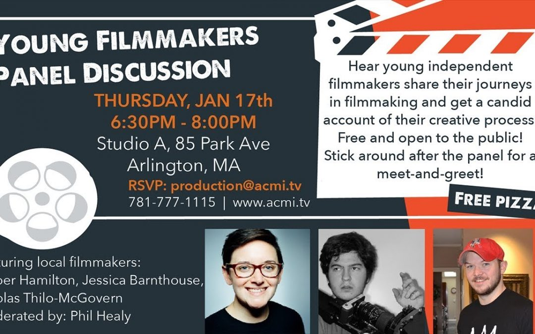 Young Filmmakers Panel Discussion