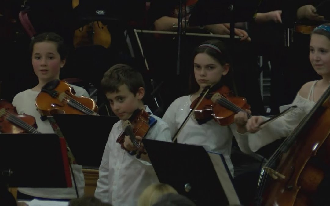 All Town String Concert – 7:30 pm Performance – March, 15, 2019