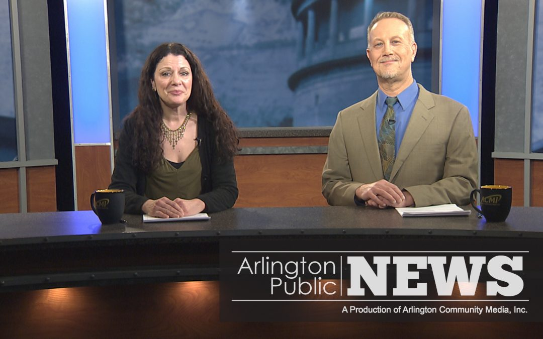 Arlington Public News: March 08, 2019
