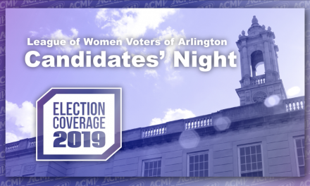 League of Women Voters Candidates' Night 2019