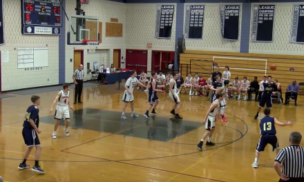 Arlington Catholic Varsity Basketball vs Winchester High School – February 19, 2019