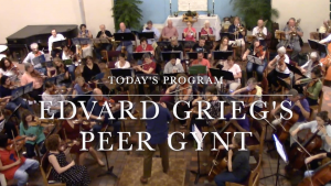 Music Gazing – Edvard Grieg's Peer Gynt