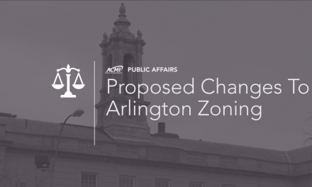 Proposed Changes to Arlington Zoning – April 5, 2019