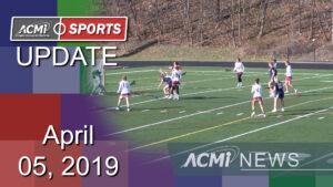 ACMi Sports Update: April 05, 2019