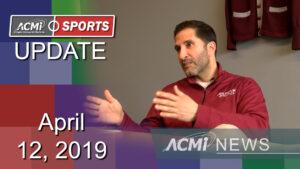 ACMi Sport Update: April 12, 2019