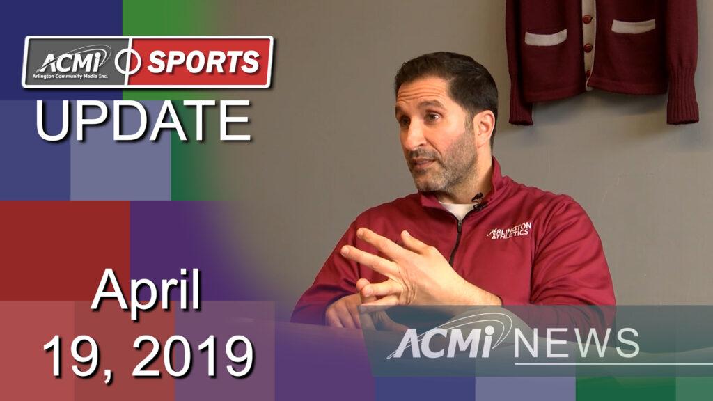 ACMi Sports Update: April 19, 2019
