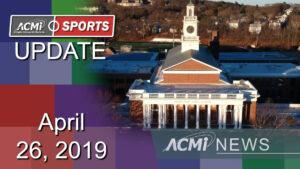 ACMi Sports Update: April 26, 2019