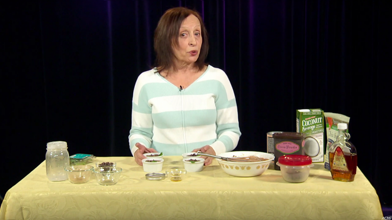 Healthy Snacks: Chia Pudding