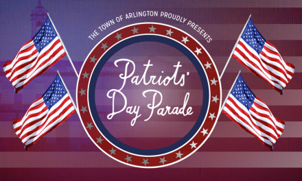 Arlington Patriots Day Parade 2019