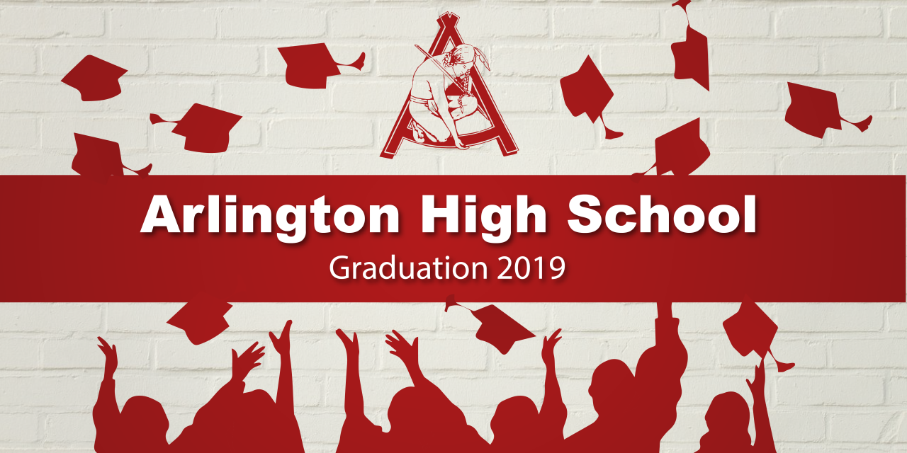 Arlington High School Graduation Ceremony 2019 LIVE