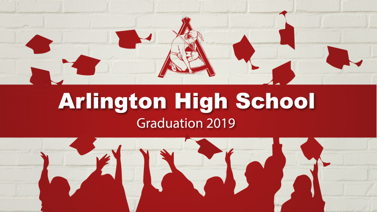Arlington High School Graduation Ceremony 2019 LIVE