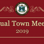 2019 Annual Town Meeting