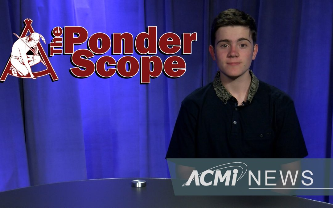 The Ponder Scope | May 23, 2019