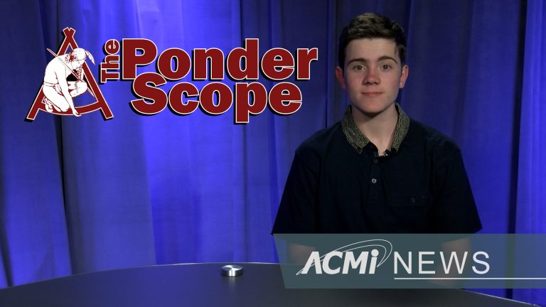 The Ponder Scope   May 23, 2019