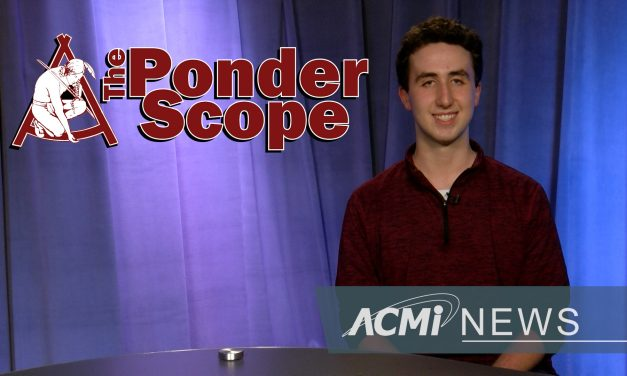 The Ponder Scope   May 29, 2019