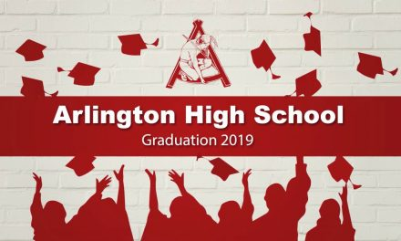 Arlington High School Graduation 2019