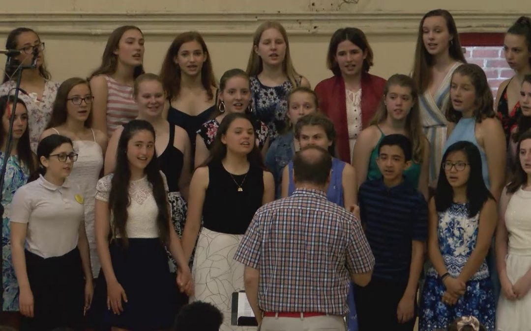 Ottoson Middle School 2019 8th Grade Recognition – Air and Fire Clusters – June 17, 2019