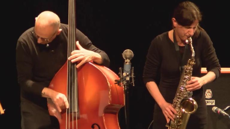 Carla Marciano Quartet – April 26, 2019