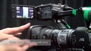 JVC Video Camera Tutorial: Part One