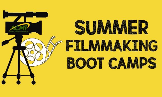 Summer Filmmaking Boot Camps 2019