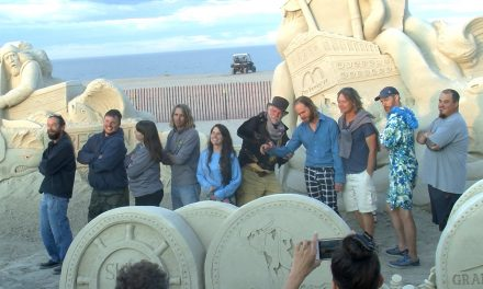 "Sand Sculptures: ""They're Ephemeral, That's the Whole Point"""