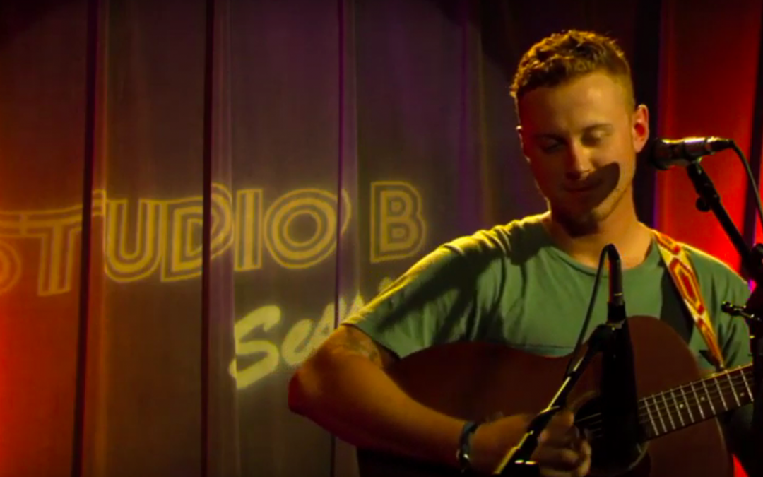 Studio B Sessions – Season 3 – Episode 3 – Kai Wilson