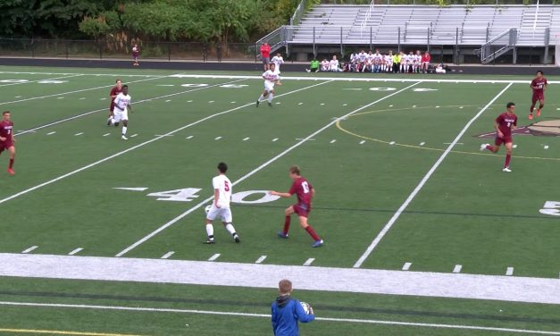 Arlington High School Boys Soccer vs Burlington – October 7, 2019
