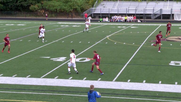 Arlington High School Boys Soccer vs Burlington – October 7, 2019