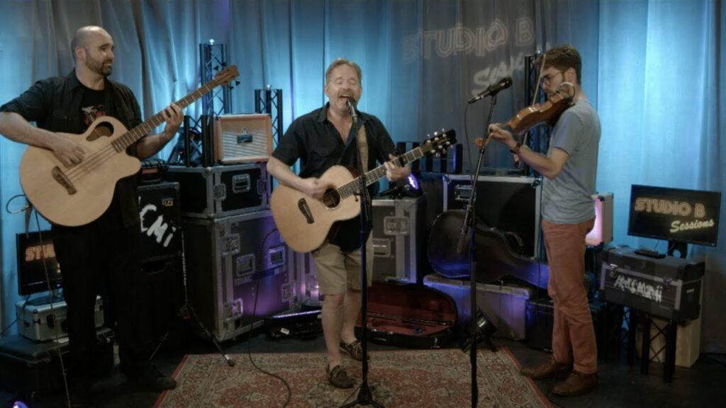 Studio B Sessions – Season 3 – Episode 7 – Johnny Gray