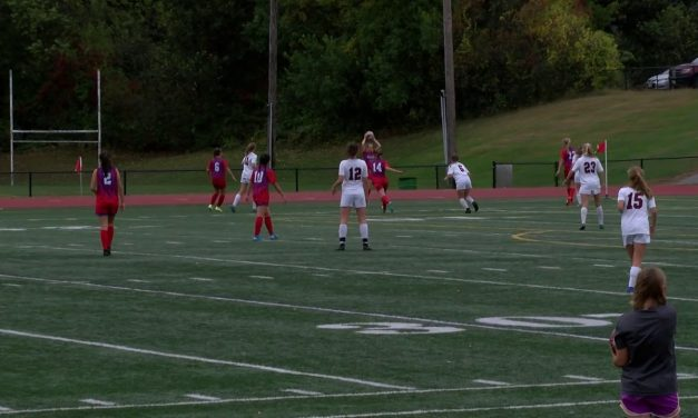 Arlington High School Girls Soccer vs Burlington – October 7, 2019