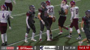 Arlington High School Football vs Belmont – October 18, 2019