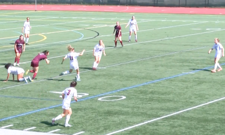 Arlington High School Girls Soccer vs Belmont – Sept. 28, 2019