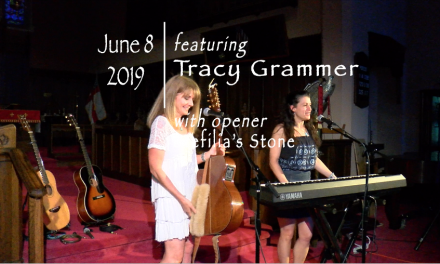 St. John's Coffeehouse Concert Series – June 8, 2019