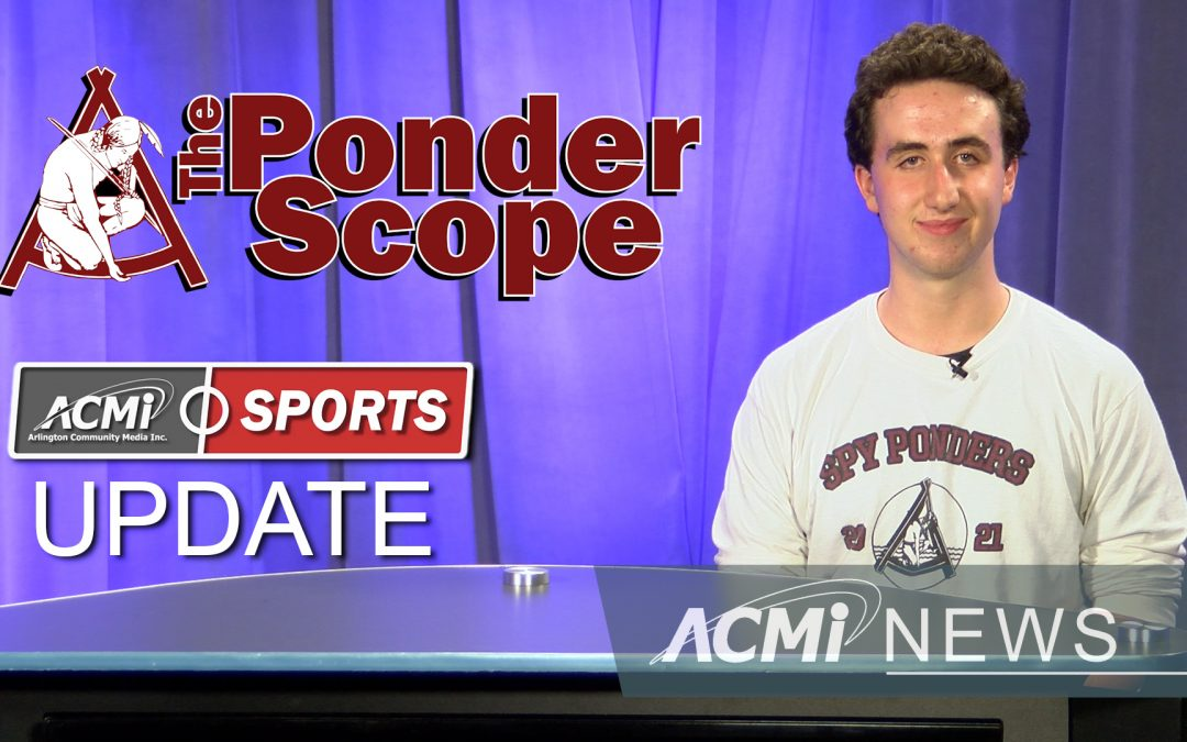 The Ponder Scope and Sports Update | October 18, 2019
