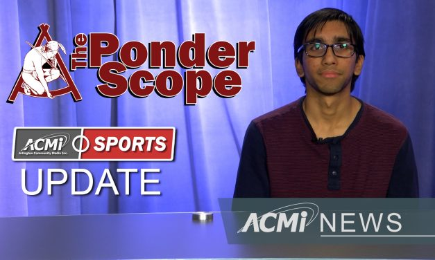 The Ponder Scope and Sports Update | October 25, 2019