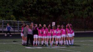 Arlington High School Girls Soccer vs Belmont – October 23rd, 2019