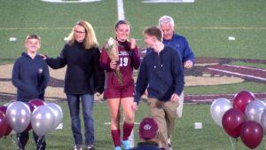 Arlington High School Girls Soccer vs Reading Memorial – October 25th, 2019