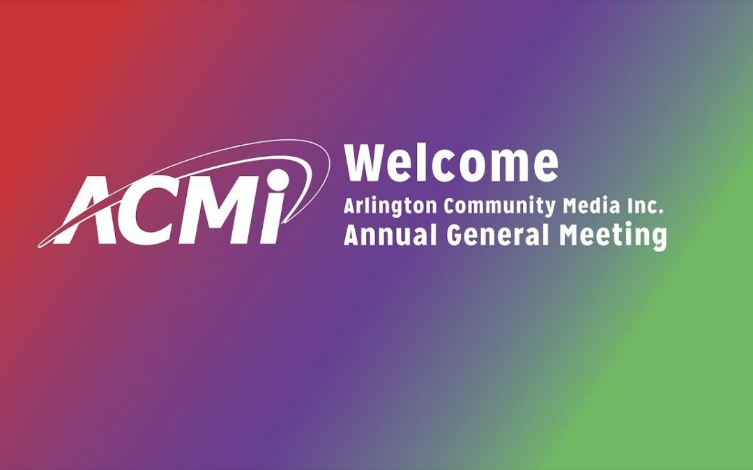 ACMi 2019 Annual General Meeting