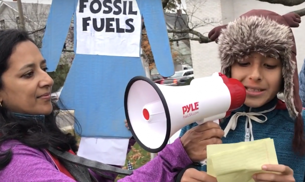 Monthly Arlington Youth-Led Climate Rallies – October 2019