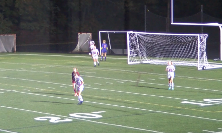 Arlington High School Girls Soccer vs Winchester – October 28th, 2019
