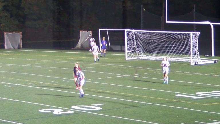 Arlington High School Girls Soccer vs Winchester – October 28th, 2019